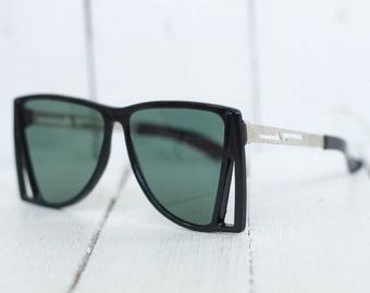 Soviet glasses men Made in USSR 1980s sunglasses Mens Sunglasses For him Sunglasses dark lens Old Eyewear Sunglasses USSR glasses Vintage