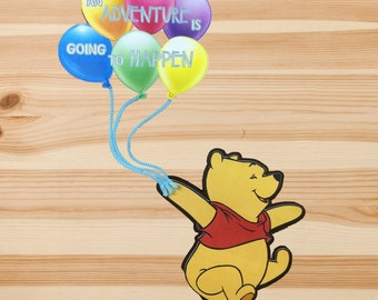 Winnie the Pooh Unique Invitation and Party Supplies Custom Designed by InkSpireVe