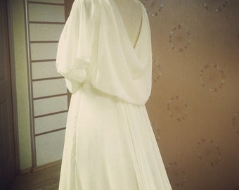 Boho Bridal Dress from Dressmaker &designer . Awesome price , custom made