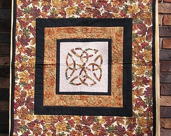 Celtic Autumn Wall Hanging