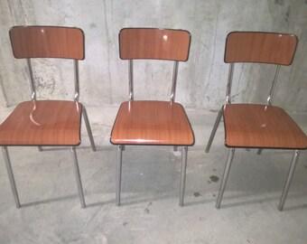 Chairs Solomonde 60s