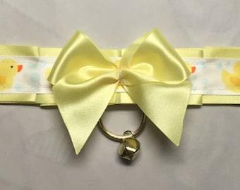 Cute Ducky Collar