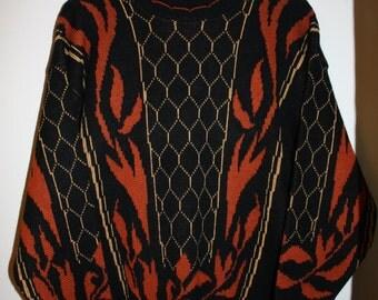 Nan Dorsey 70s sweater
