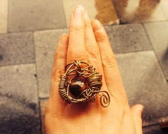 Dream Nest Ring
