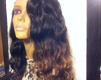 L@@K SALE!! Pre Bleached 100% Brazilian Remy human hair bodywave