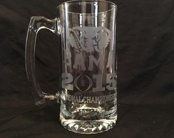 Alabama 2015 championship cup
