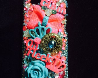 Iphone 6/6s bling case