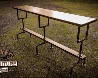 """96"""" Bar Table"""
