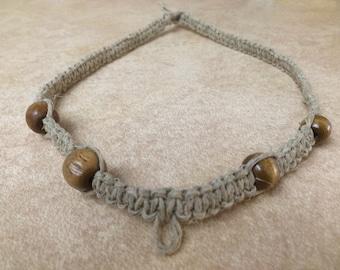 CUSTOM Hemp Necklace