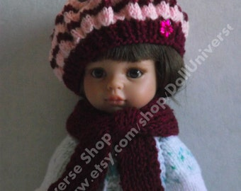 Handmade Set for Paola Reina and Corolle Les Cheries 13, 14 dolls