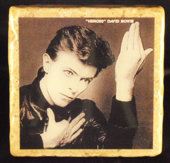 David Bowie Custom Coasters