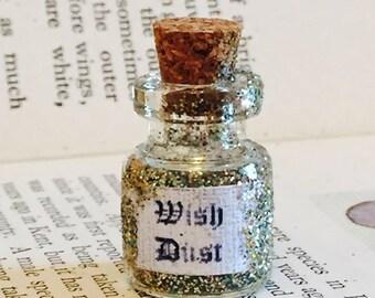Wish dust vial