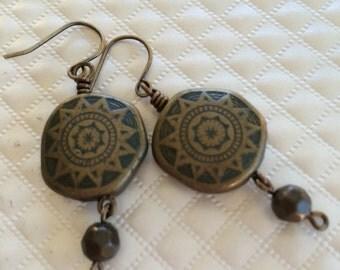 Old World Charm Earrings