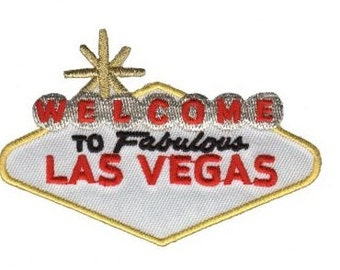 Welcome to Fabulous Las Vegas - Patch