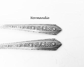 Spoon Bracelet Sterling Silver Normandie