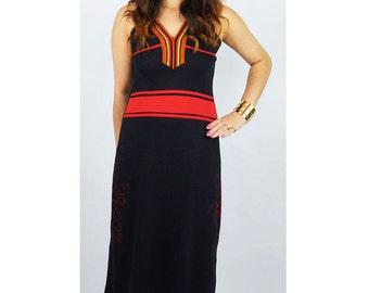 Mix Pattern style dress
