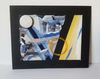 "Mixed Media Painting ""Texture 12"""