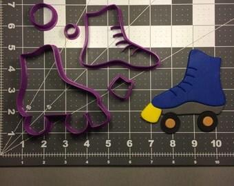 Roller Skate 100 Cookie Cutter Set