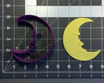 Moon 100 Cookie Cutter