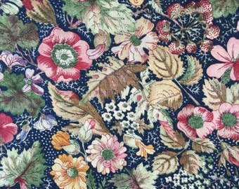 FF36 Floral Fabric (6 HALF yards available)
