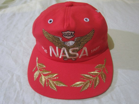 vintage nasa hat - photo #5