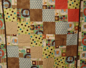 baby quilt, homemade baby quilt, homemade quilt, child's quiltgifts for baby.