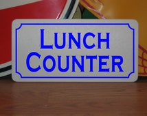 Unique lunch counter related items etsy for Kitchen counter sex