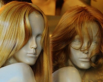 Get a Quote for a Custom Commissioned Wig!