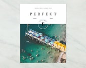 Perfect Escape: Multi-Pack containing 5 Europe itineraries (with BONUS Andalusia Itinerary!), Honeymoon, Europe Trip, Travel Guide