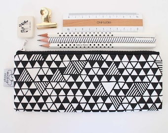 Ethnic pencil case with an original ANJESY Design