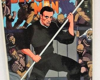 1994 Demolition Man #3 Sylvester Stallone Wesley Snipes Official Movie Adaptation Pt 3 Of 4 VF-NM Unread Vintage DC Comic Book