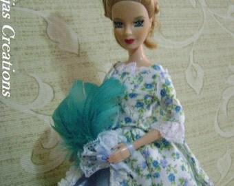 """OOAK doll """"Mademoiselle Emilie""""-by Mirstijas-"""