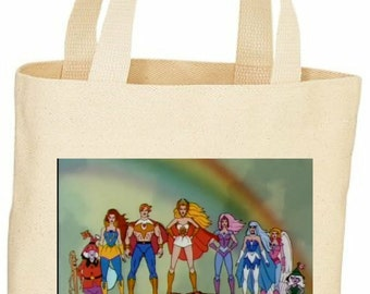 She-Ra Princess of Power custom tote bag