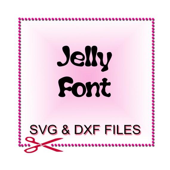 Download Font SVG Files for Cricut Font Design Files For Silhouette