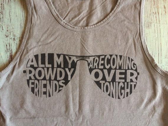 Hank Williams Jr. – All My Rowdy Friends Lyrics   Genius ...