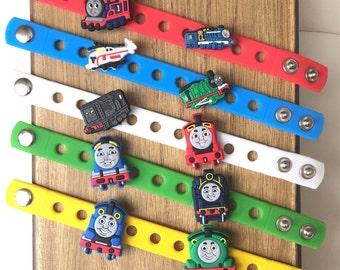 Train Charm Bracelets PARTY FAVORS