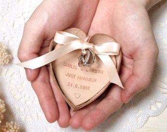 Weddings: Personalized touches