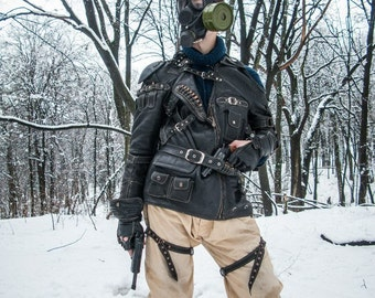 Post Apocalyptic costume ( men) sale;cosplay
