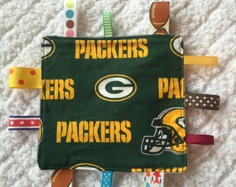 Green Bay Packers Baby Sensory Toy