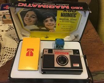 Vintage Kodak c50 magimatic