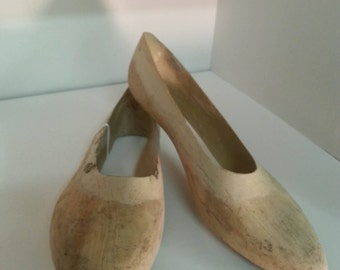 French Shoe Forms-Ladies Shoes
