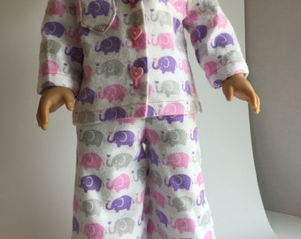 AMERICAN GIRL PAJAMAS