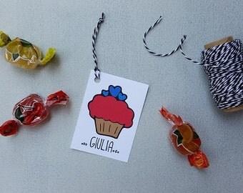 Tag Cupcake