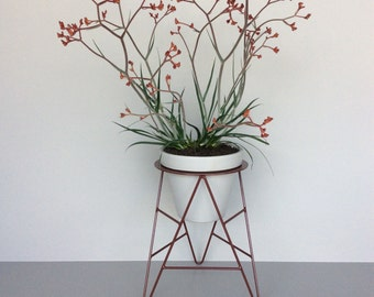 T-Planter plant stand 'Emperor Red'