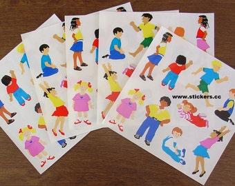 Mrs Grossman's Kids Stickers