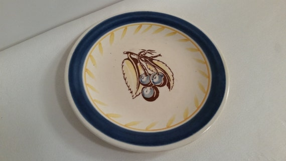 Stangl May Feast 7'' Plate