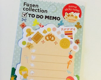 Ginger Bread House Memo Sticky Notes