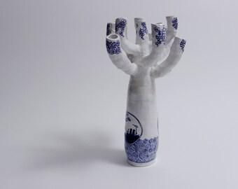 Euphorbia Tree vase