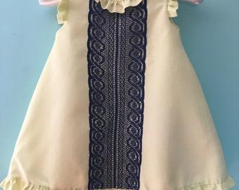 Eleonora Lime dress