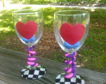 Wonderland glasses